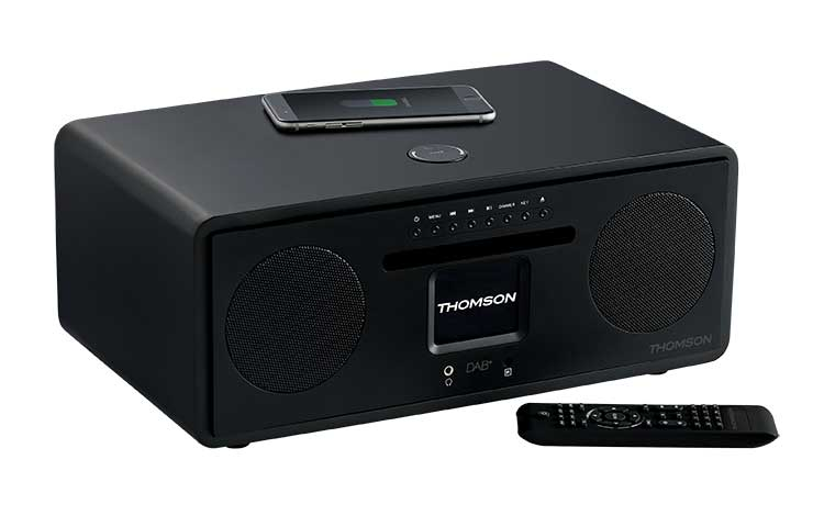 All-in-one Hi-Fi connected system MIC500IWF THOMSON - Immagine