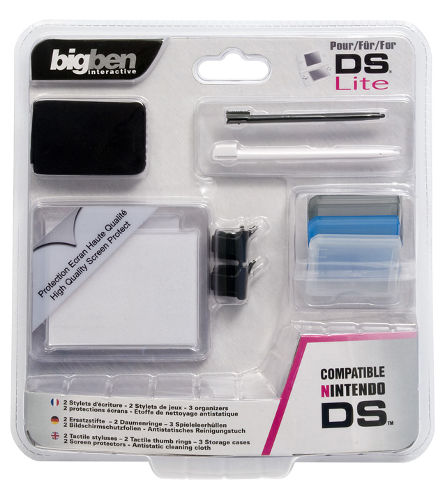 Protect Pack for DS™ - Packshot