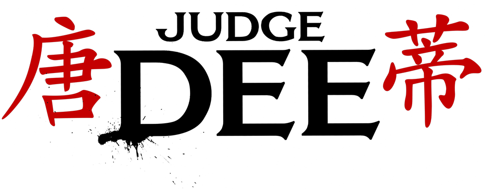 Judge Dee - Logo
