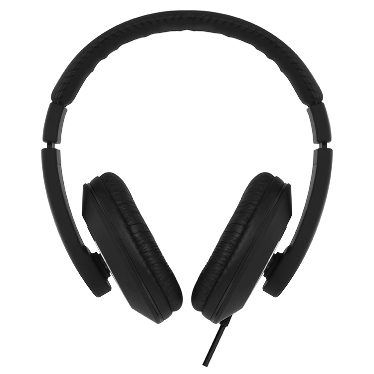 Colorblock Omega headset (Black) - Packshot
