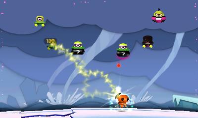 Cocoto Alien Brick Breaker - Screenshot #2