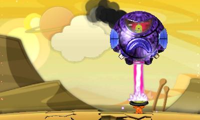 Cocoto Alien Brick Breaker - Screenshot #3