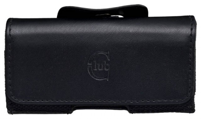Universal black Club case (Small) - Packshot