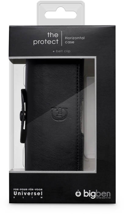 Universal black Club case (Slim) - Image