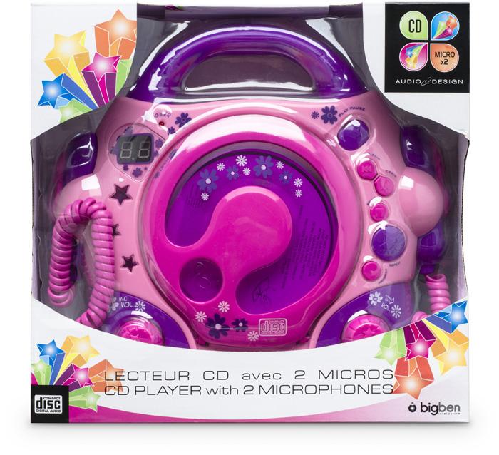 """Karaoke CD Player """"Lilly Rose"""" - Image"""
