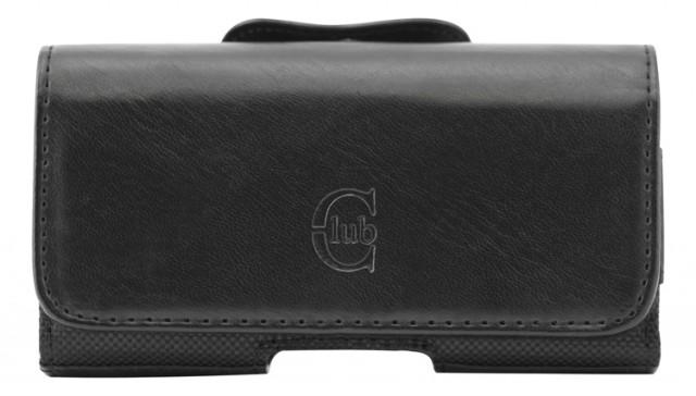 Universal black Club case (Medium) - Packshot