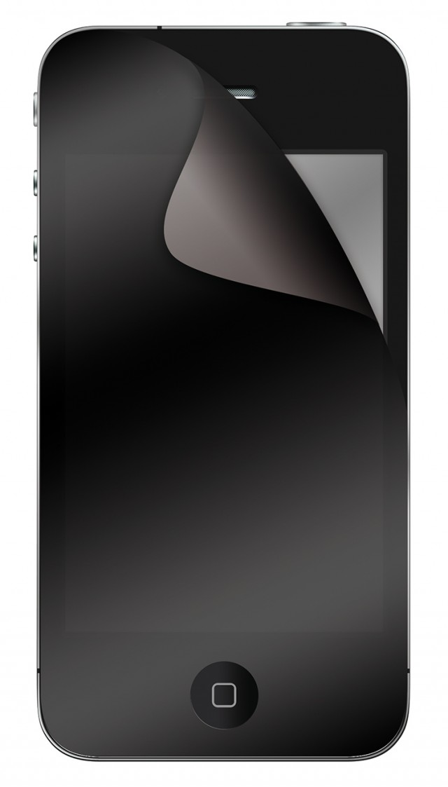 Confidential scree protector for iPhone® 4/4S - Packshot