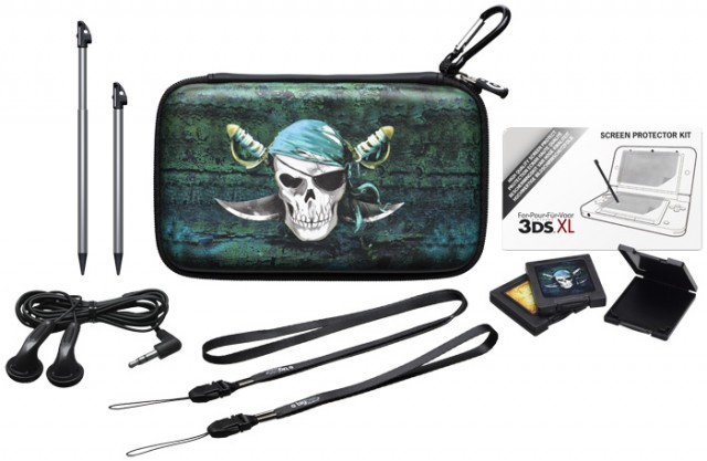 Pack Pirates - Packshot