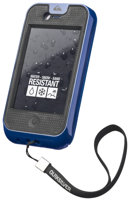 Quiksilver waterproof case for iPhone® 4/4S - Packshot