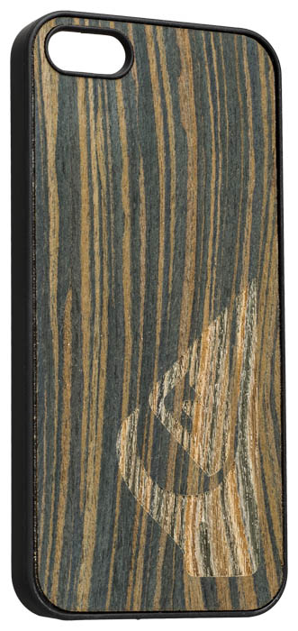 Quiksilver wooden cover for iPhone® 5 - Packshot