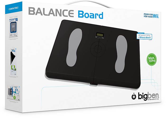 Balance Board (Black) - Image   #1