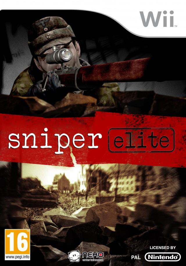 Sniper Elite - Packshot