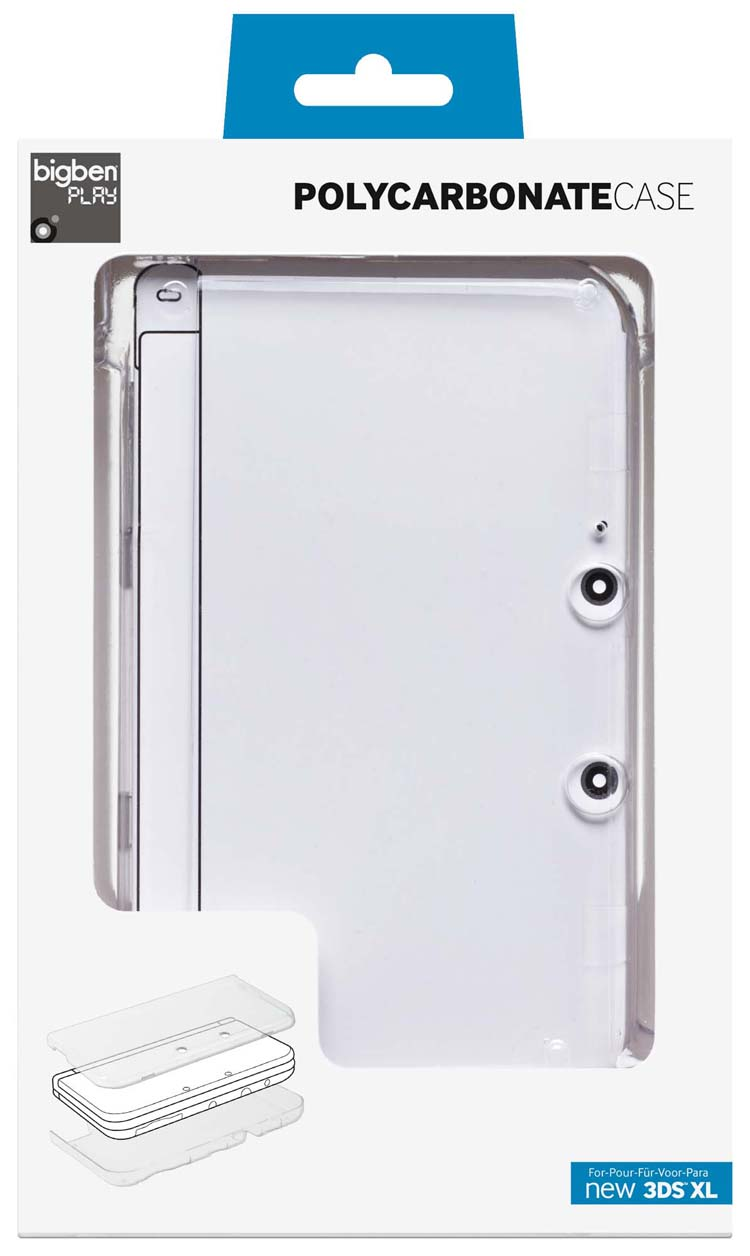 Polycarbonate case for Nintendo New 3DS - Image