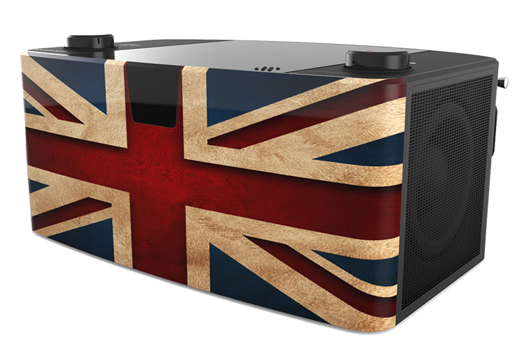 "Radio CD player ""On the Go!"" (UK) - Packshot"