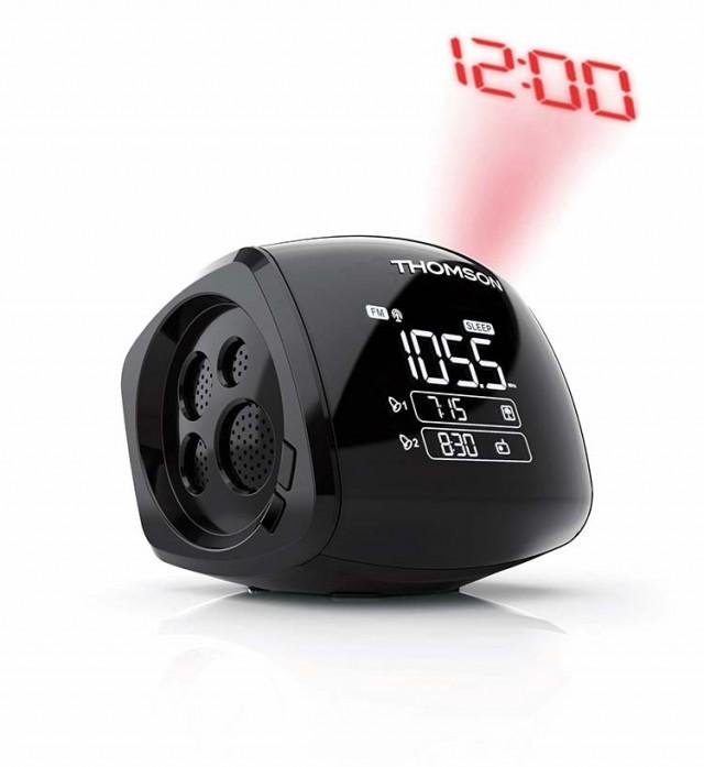 Alarm-Clock (Projector) - Packshot
