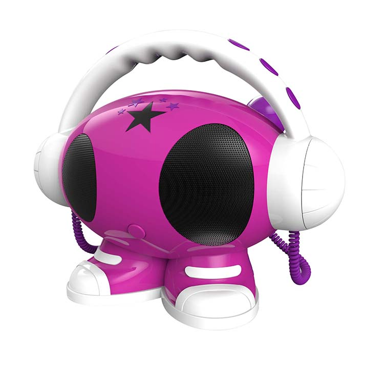 Multimedia Player 'Emma' - Packshot