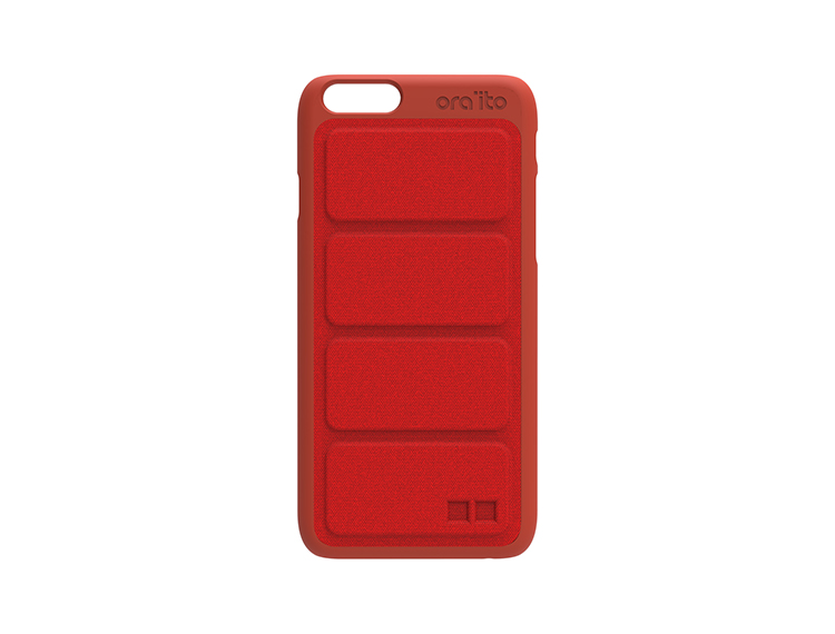 Ora ïto Hard Case Ïta (Red) - Packshot