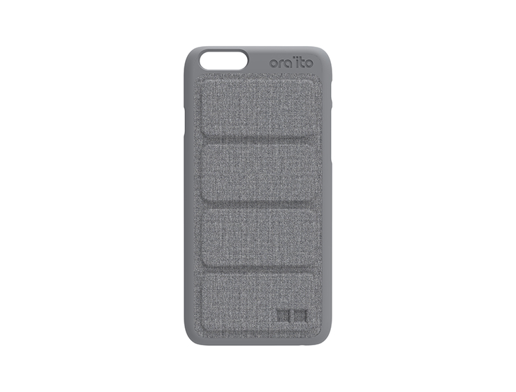 Ora ïto Hard Case Ïta (Grey) - Packshot