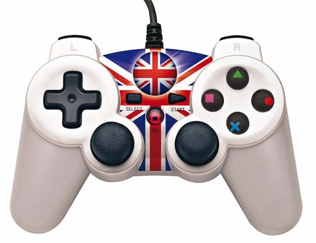 Wired Controller UK - Packshot