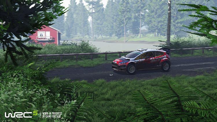 WRC 5 - Screenshot #4