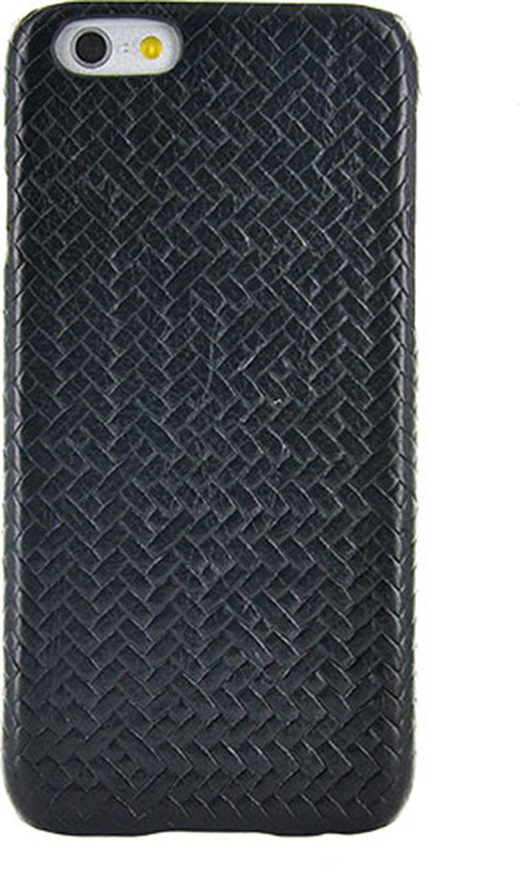 Hard Case 'Braided Leather' (Black) - Packshot