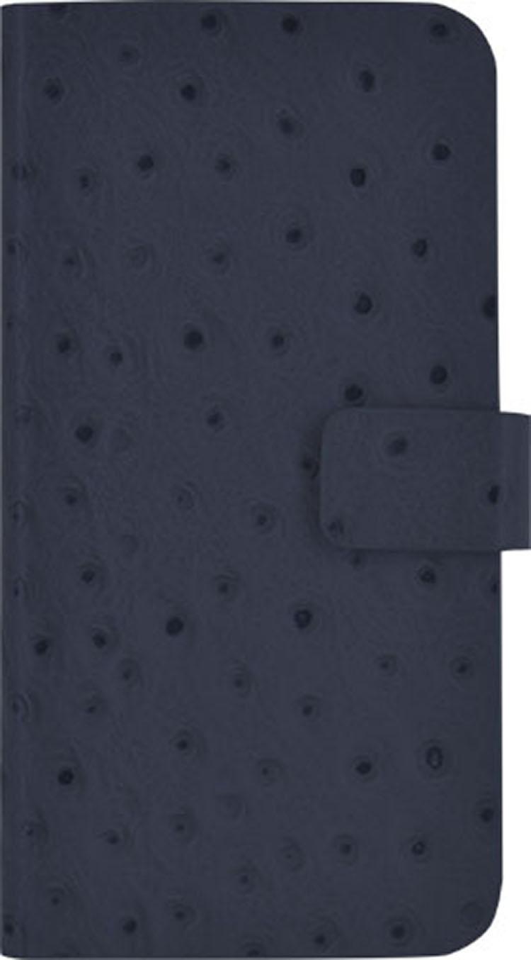 Folio Case 'Ostrich' (Blue) - Packshot