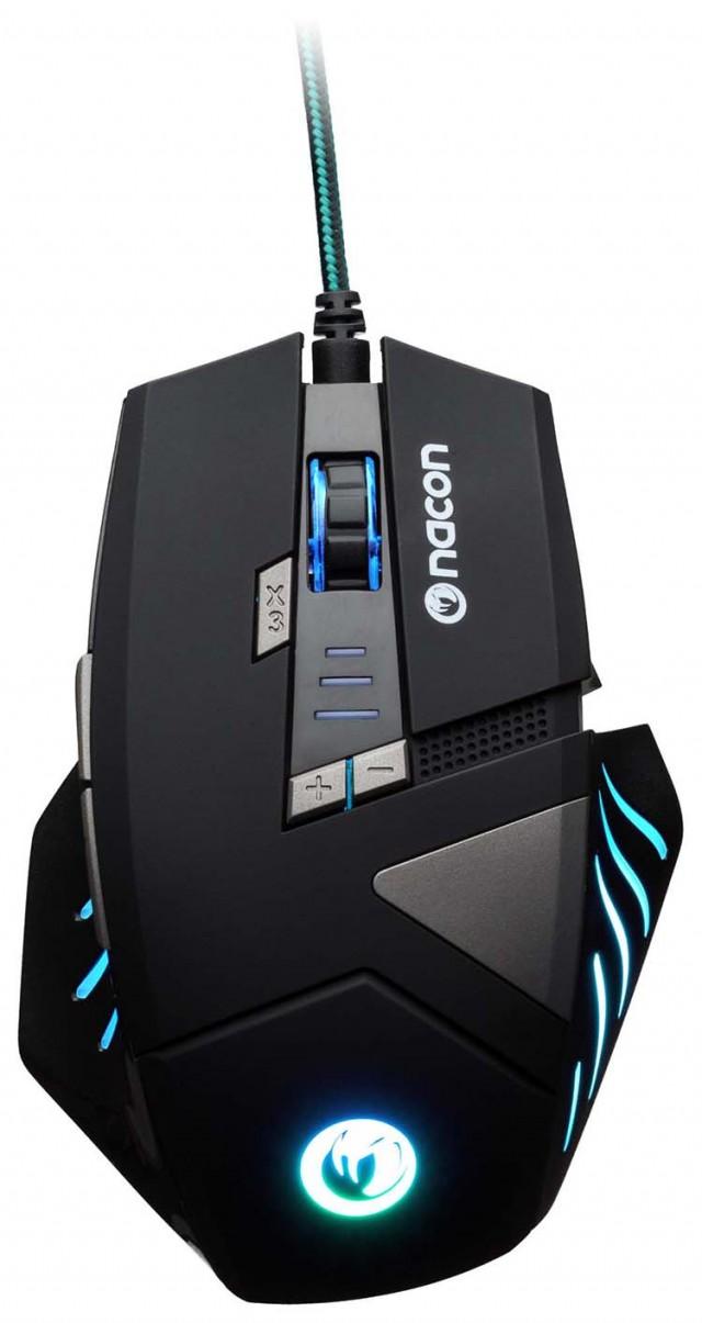NACON Gaming Mouse with Optical Sensor - Packshot