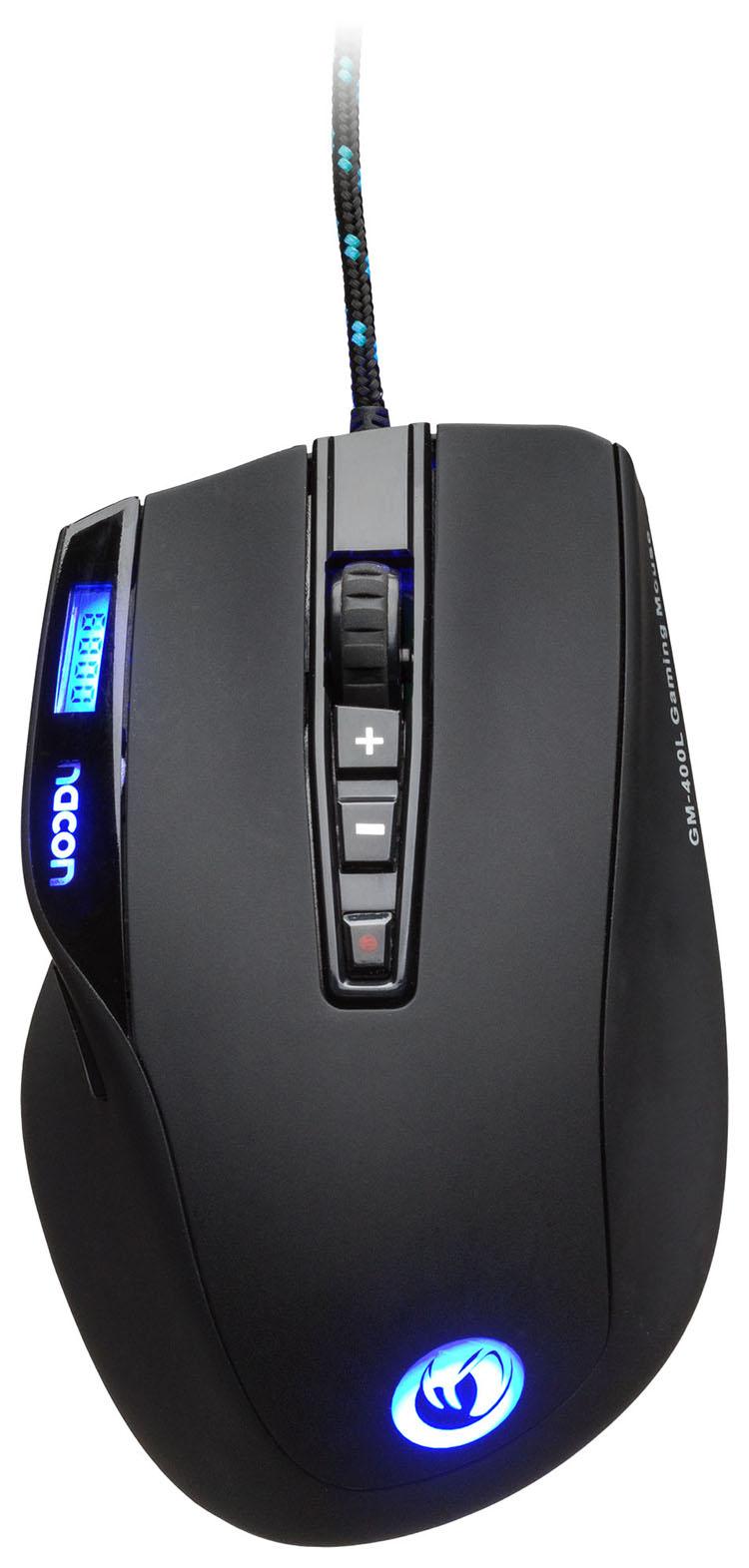 NACON Laser Gaming Mouse - Packshot