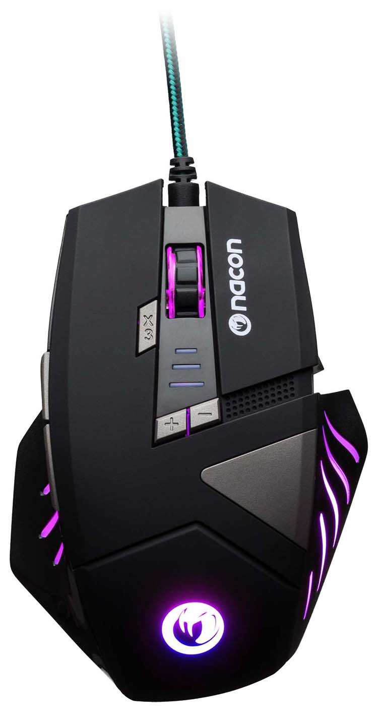 NACON Gaming Mouse with Optical Sensor - Image   #35