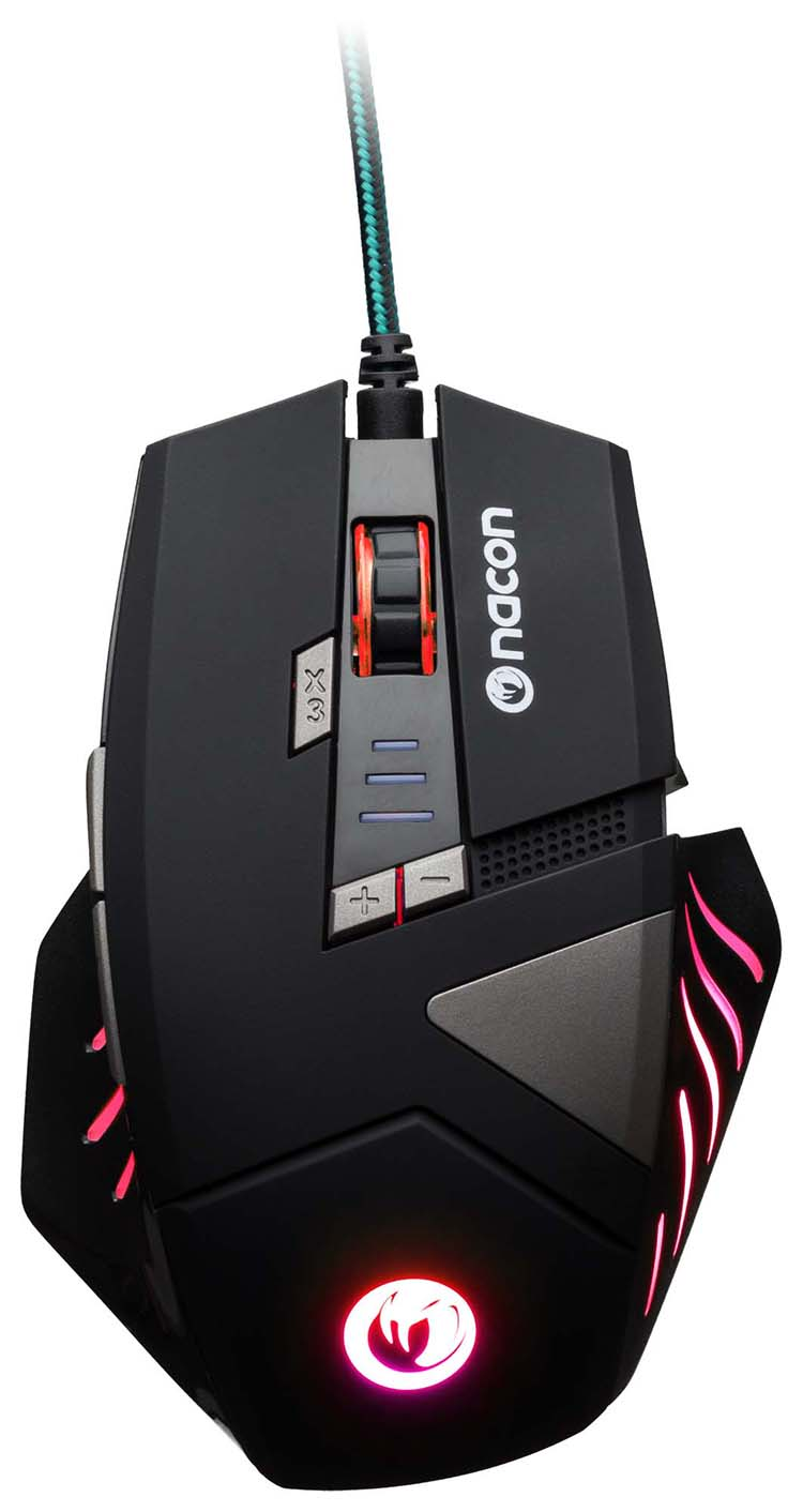 NACON Gaming Mouse with Optical Sensor - Image   #16