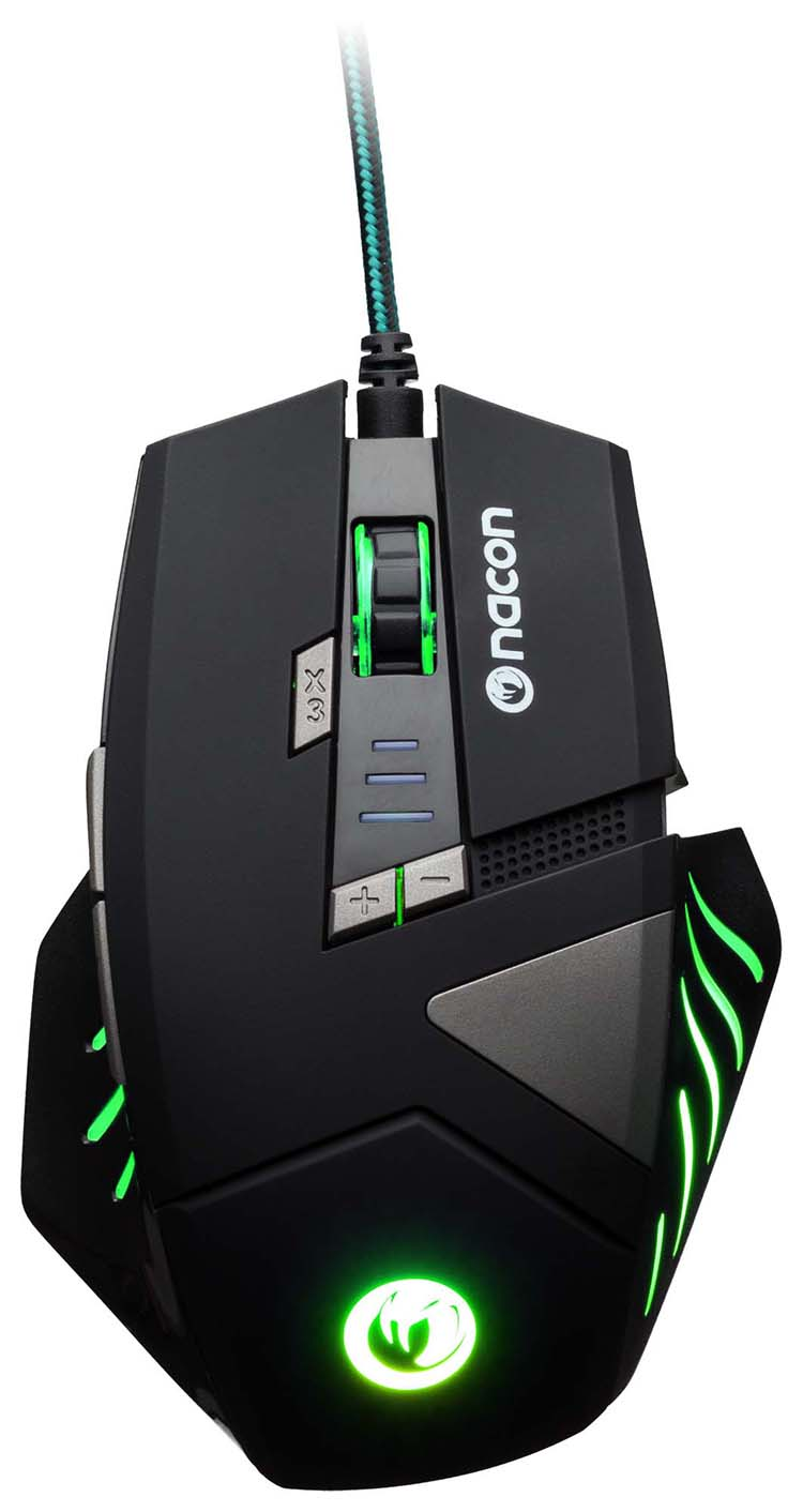 NACON Gaming Mouse with Optical Sensor - Image   #17