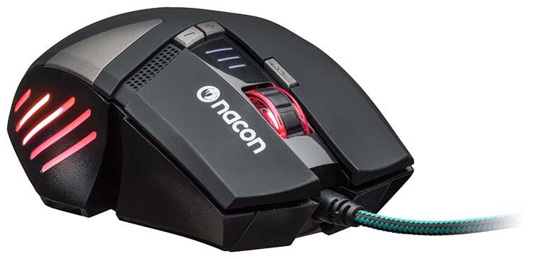 NACON Gaming Mouse with Optical Sensor - Image   #23