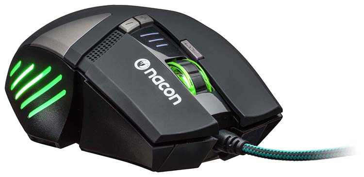 NACON Gaming Mouse with Optical Sensor - Image   #25