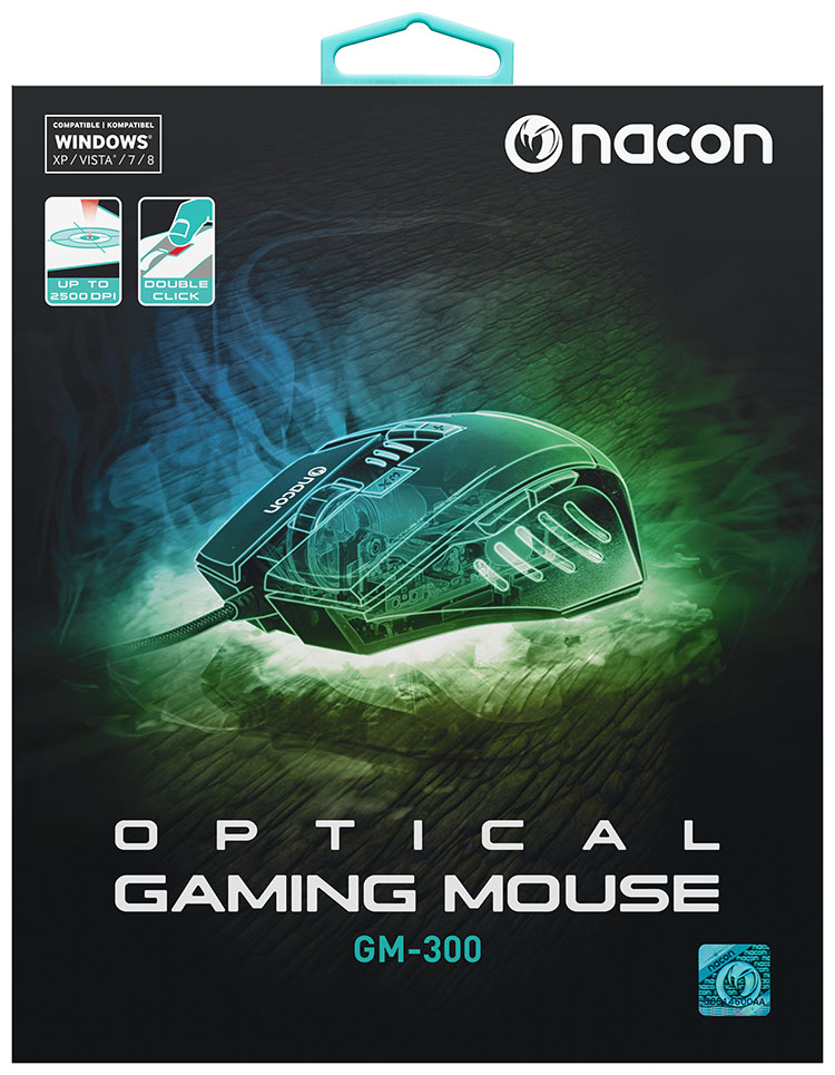 NACON Gaming Mouse with Optical Sensor - Image   #30