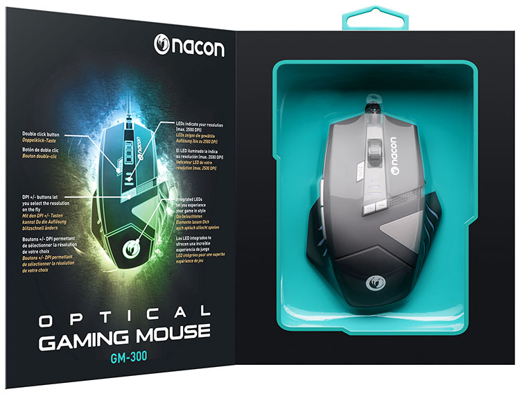 NACON Gaming Mouse with Optical Sensor - Image   #31