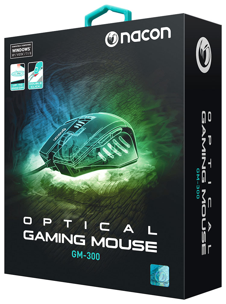 NACON Gaming Mouse with Optical Sensor - Image   #32