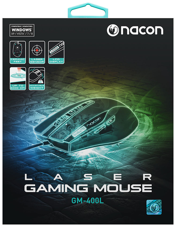 NACON Laser Gaming Mouse - Image   #10