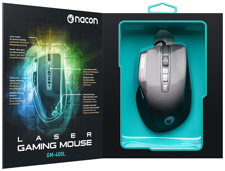 NACON Laser Gaming Mouse - Image   #11