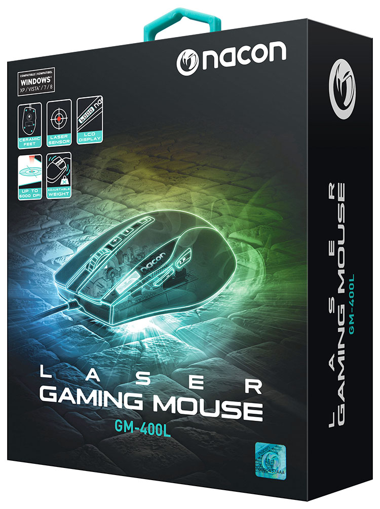 NACON Laser Gaming Mouse - Image   #12