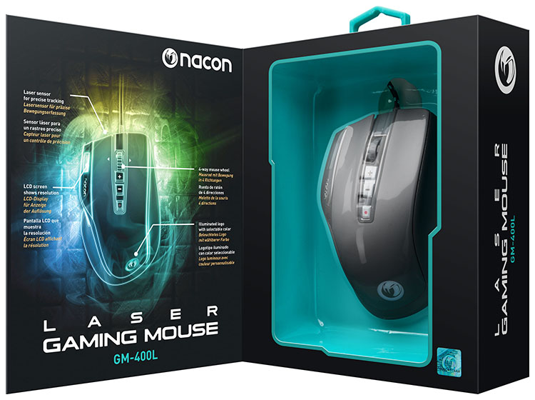 NACON Laser Gaming Mouse - Image   #13