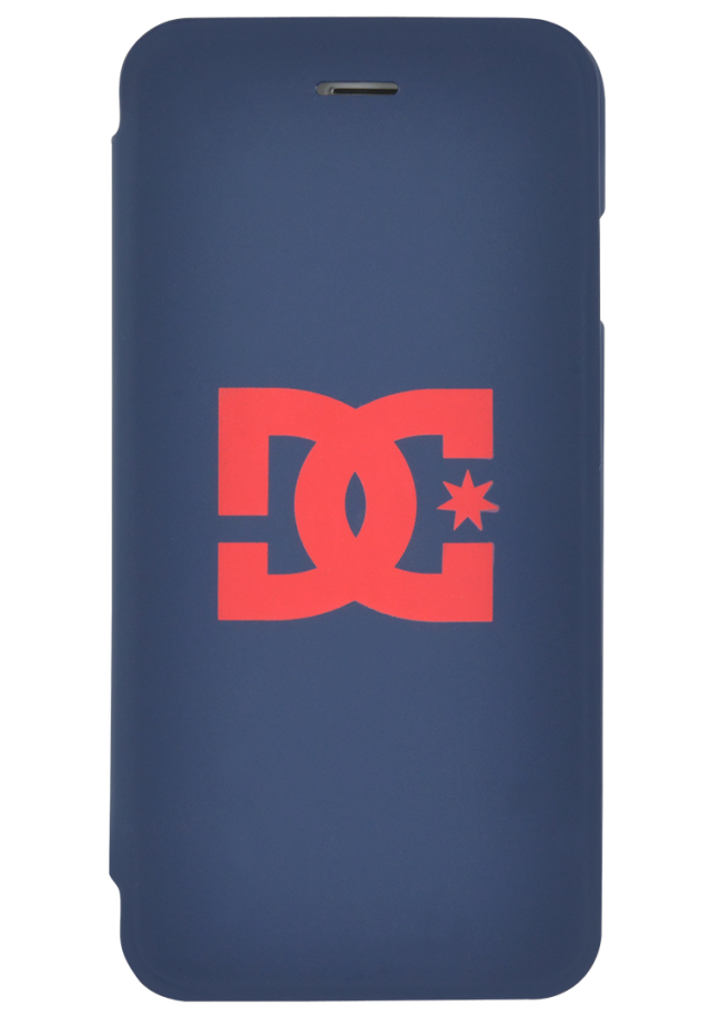 DC SHOES Folio Case (Blue) - Packshot