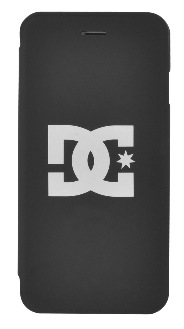 DC SHOES Folio Case (Black) - Packshot