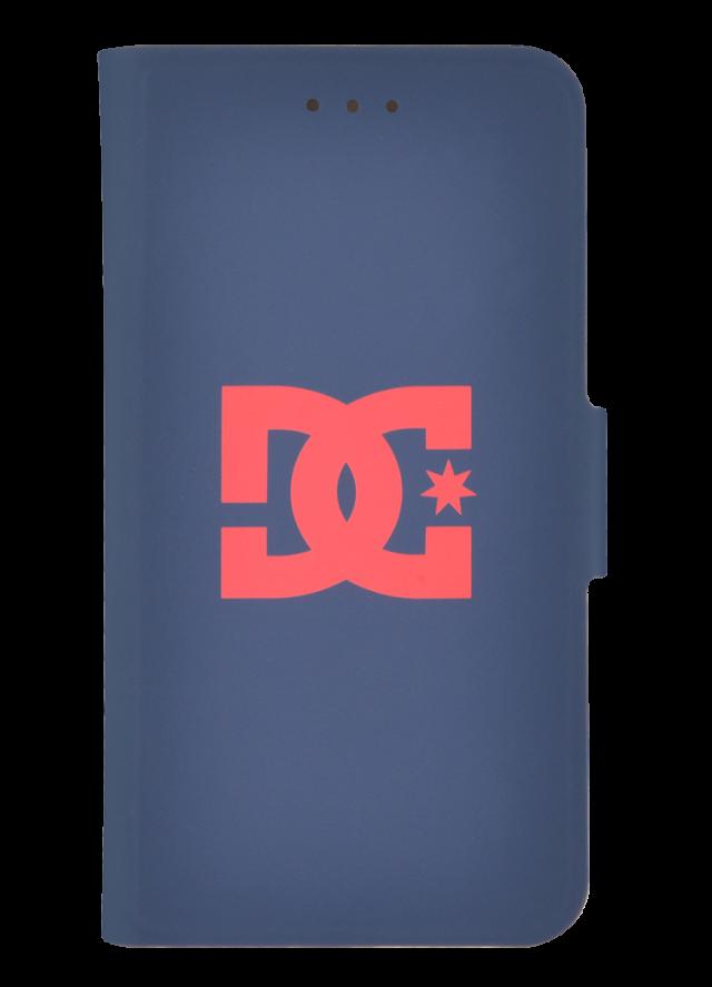 DC SHOES Universal Folio Case (Blue) - Packshot