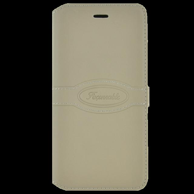 FACONNABLE Folio Case (Beige) - Packshot