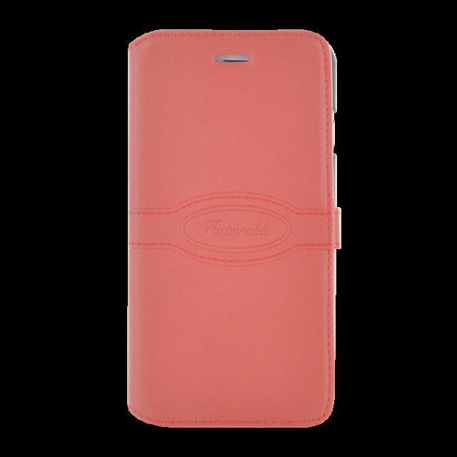 FACONNABLE Folio Case (Red) - Packshot