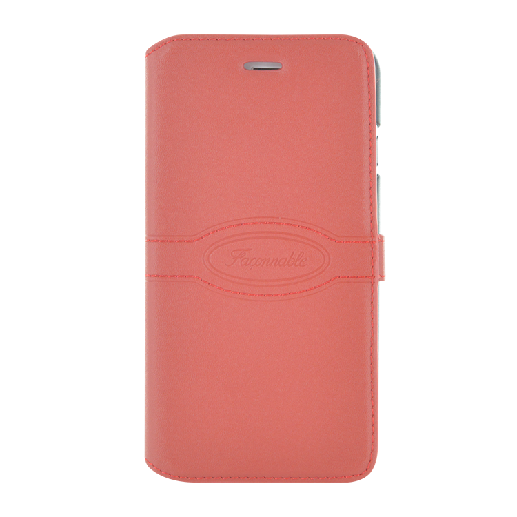 FACONNABLE Folio Case (Red) - Packshot