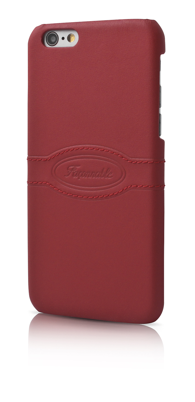 FACONNABLE Hard Case (Red) - Packshot