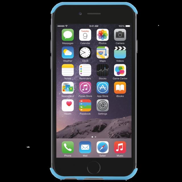 QUIKSILVER Hard Case Protection 360 (Blue) - Packshot