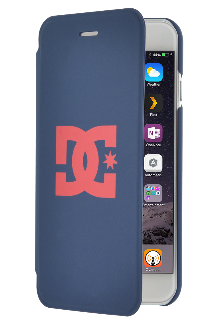 DC SHOES Folio Case (Blue) - Image