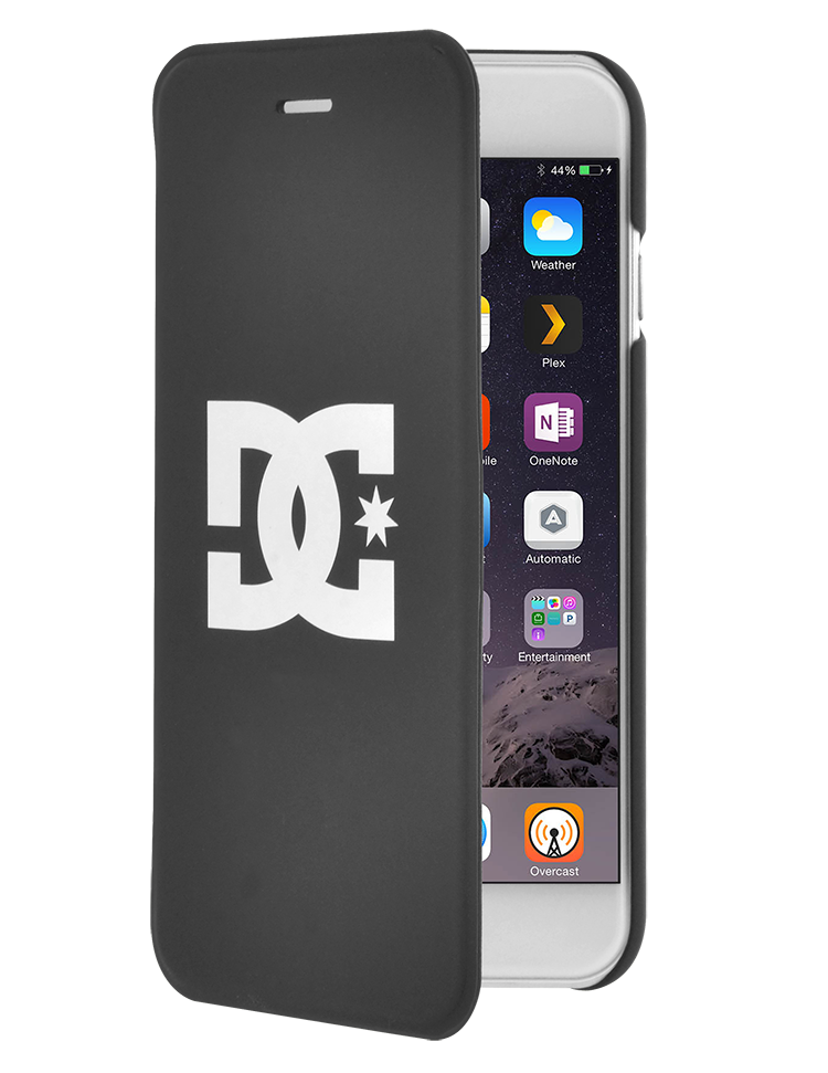 DC SHOES Folio Case (Black) - Image   #1